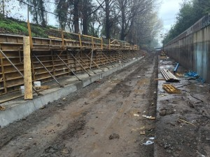 Muros borde derecho y radier en Canal San Carlos entre Arrieta y Las Parcelas1